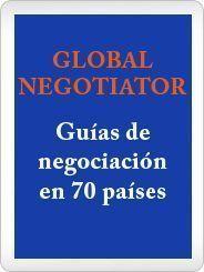 Guías de negociación e 70 países