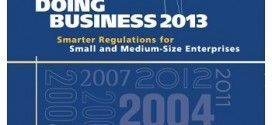 <!--:en-->Doing Business 2013 World Bank Survey<!--:-->