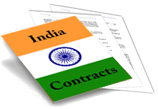 India Contracts Agreements 2