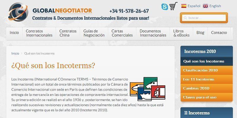 Información de comercio internacional: Las 10 mejores webs