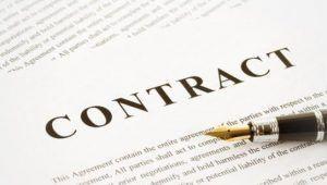 contratos en inglés