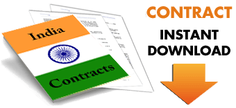 Purchase of goods contract in India